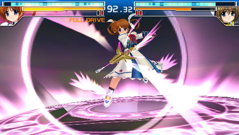 PSP 魔法少女リリカルなのはA's PORTABLE - THE BATTLE OF ACES - 28