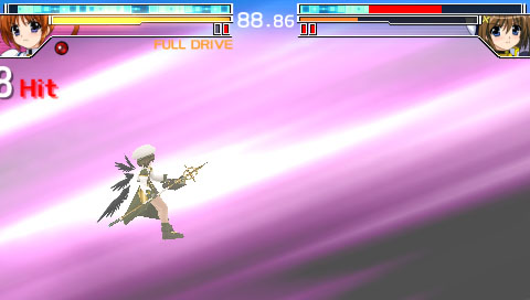 PSP 魔法少女リリカルなのはA's PORTABLE - THE BATTLE OF ACES - 38