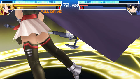 PSP 魔法少女リリカルなのはA's PORTABLE - THE BATTLE OF ACES - 40