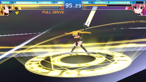 PSP 魔法少女リリカルなのはA's PORTABLE - THE BATTLE OF ACES - 41