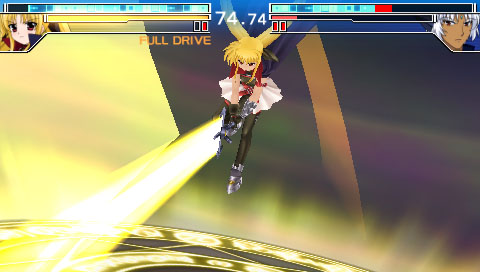 PSP 魔法少女リリカルなのはA's PORTABLE - THE BATTLE OF ACES - 45