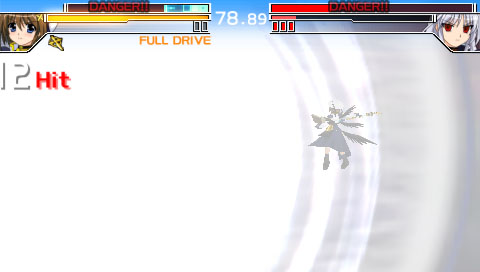 PSP 魔法少女リリカルなのはA's PORTABLE - THE BATTLE OF ACES - 55