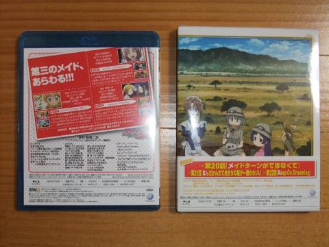 ハヤテのごとく! 2nd Season Blu-ray08 ②