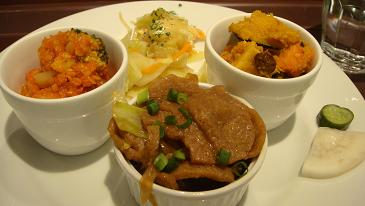 Kushi Plate