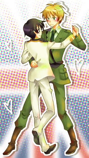 島国結婚記念日おめでとう!