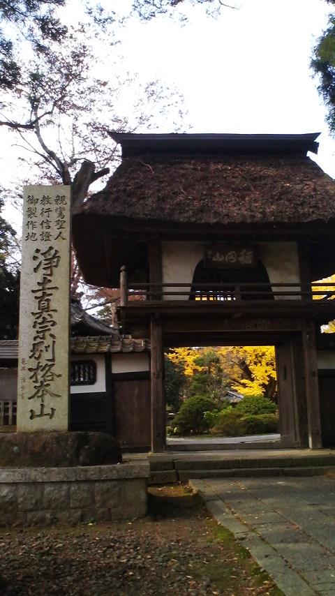 西念寺山門1