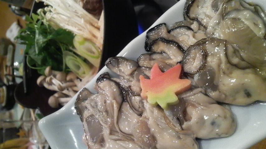 かなわ(牡蠣土手鍋)