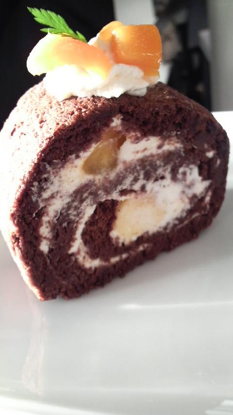 ChocolatShirokane(マンゴーショコラロール)