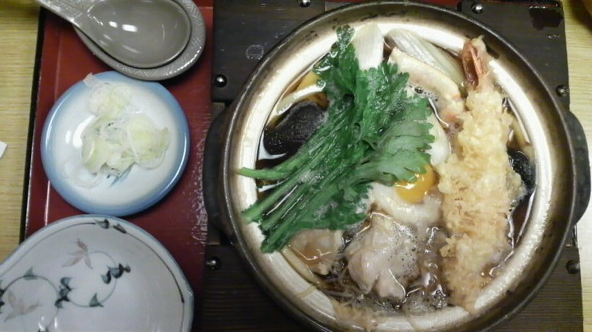 更科(スペシャル鍋)