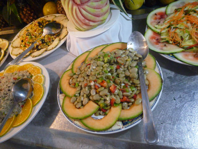 パラツィーナ(昼 saladlコーナー)