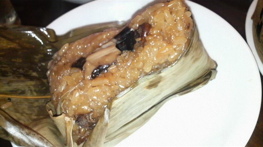 台南担仔麺台湾屋 (台湾特製ちまき)