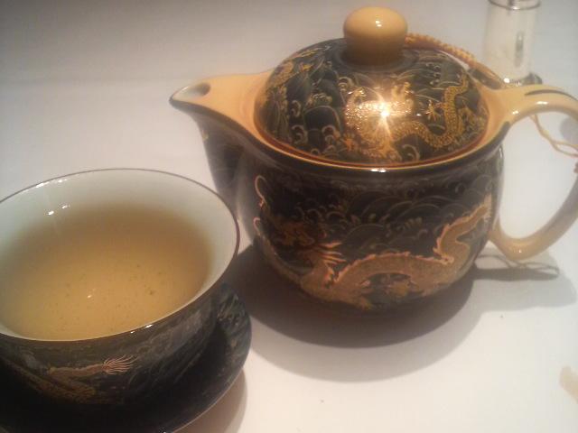 上海小南国(龍井茶)