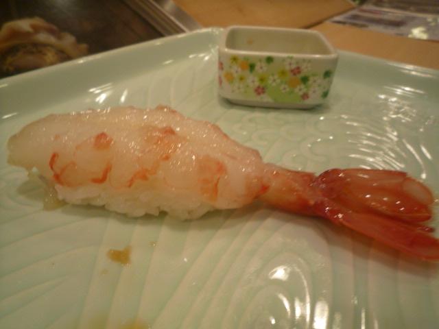 政寿司(大ボタンエビ)
