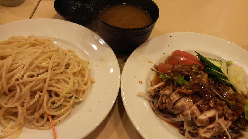 大越(鶏肉の冷たいソース)