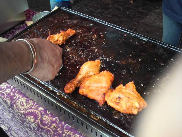 バングラデッシュフェス(タンドリーチキン)