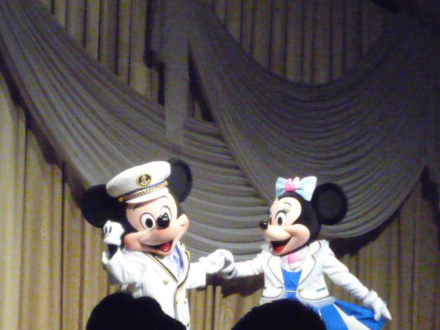 stage(ミッキー&ミニー)2