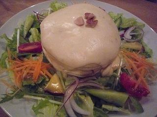 PancakeMamaCafeVoivoi(4種類のチーズフォンデュ・パンケーキ)