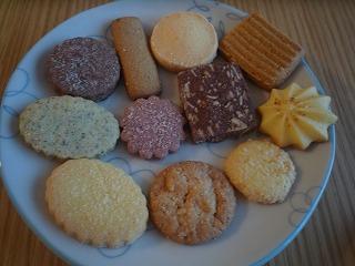 東京會館クッキー各種