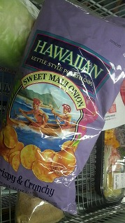 COSTOCO(Tims Maui Onion Chips)