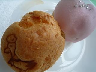 BoonsCreamPuff(プチクリームパフセット)苺&プレーン