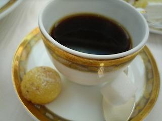 デカフェ&レモンのマドレーヌ