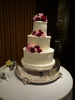 wedding cake(全体)