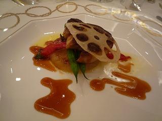 温菜(フォアグラ)
