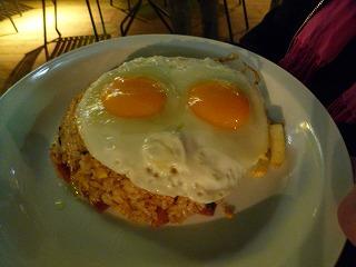 Eggsn Things(ハワイ風チャーハン)