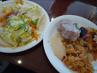 PlatesEat(サラダ&ラザニアなど)