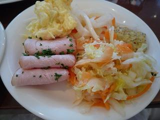 PlatesEat(ハム&キャベツサラダ)