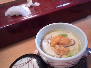 松乃鮨(茶碗蒸)