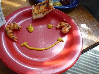 Bubba Gump Shrimp(似顔絵)