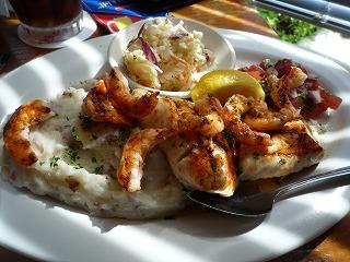 Bubba Gump Shrimp(フレッシュ・ケイジャン・フィッシュ)
