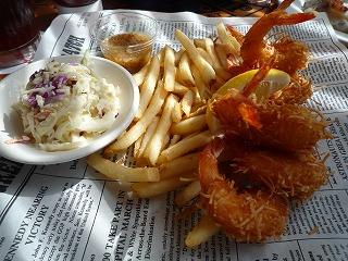 Bubba Gump Shrimp(ココナッツシュリンプ)