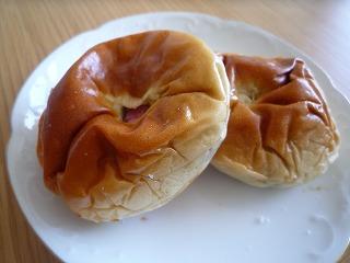 ブランジェリートースト(コシ餡パン)