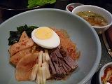明月館(ビビン麺)