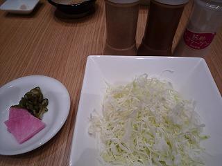 平田牧場匠(つけもの&キャベツ)