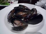 asileJaune(むーる貝の白ワイン蒸し)