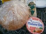 パン&サーモンクリチ