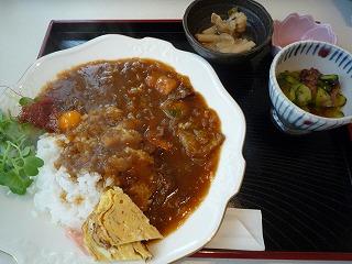 うおてつ(国産牛すじカレー)