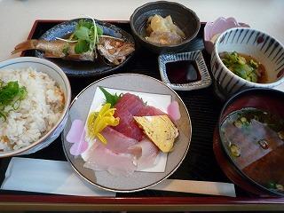 うおてつ(本日の定食)