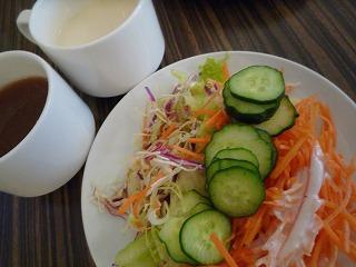 アーキテクトカフェ(スープ&サラダバー)
