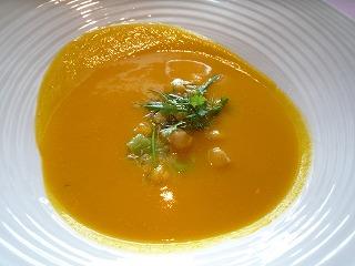 Kshiki(ひよこ豆とそら豆 人参生姜スープ)
