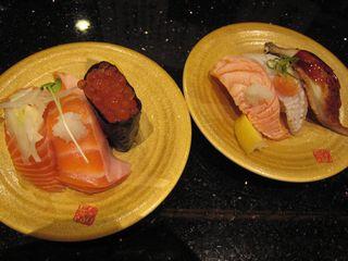 長次郎のお寿司