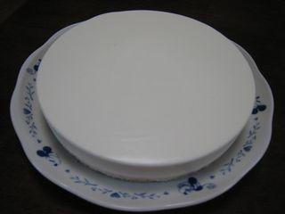 ヨーグルトケーキ①