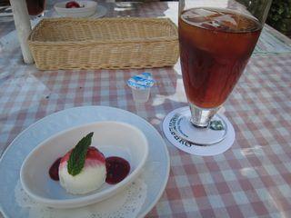 ドイツレストラン デザート