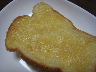 トースト&プリンジャム
