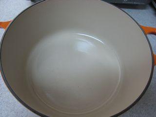 キレイになった鍋