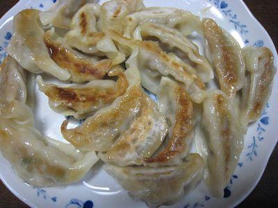 皇朝の餃子