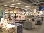 IKEA店内